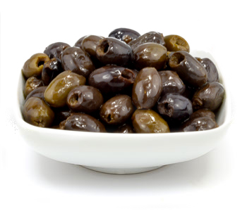 Black Turkish Olives