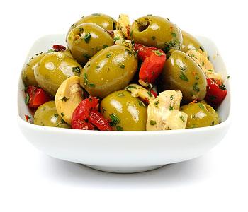 Boscaiola Olives