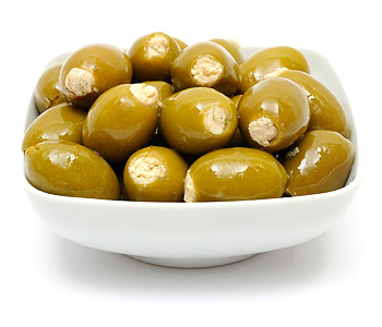 Cheese Olives