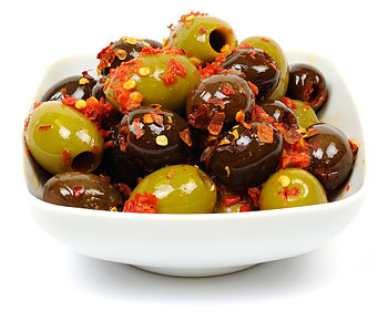 Peperoncino Olives