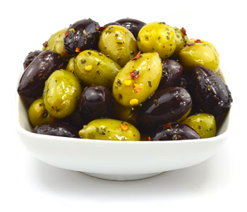 Mix Intera Olives