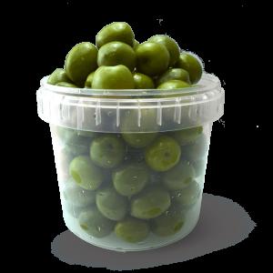 Nocellara del belice -Castelvetrano olives 1kg