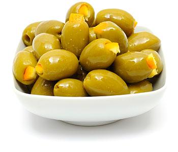 Orange Olives