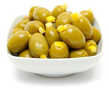 Lemon Olives