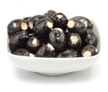 Cheese black Olives