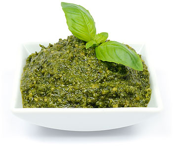 Vegeterian Basil Pesto