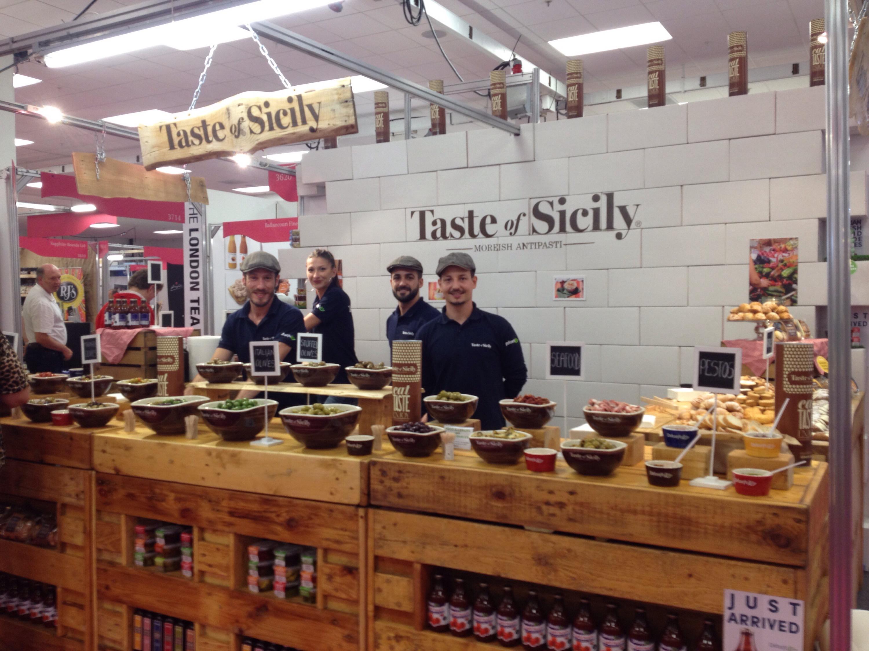 speciality fine food fair  2015