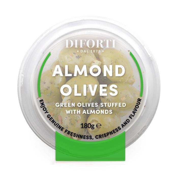 Almond Olives