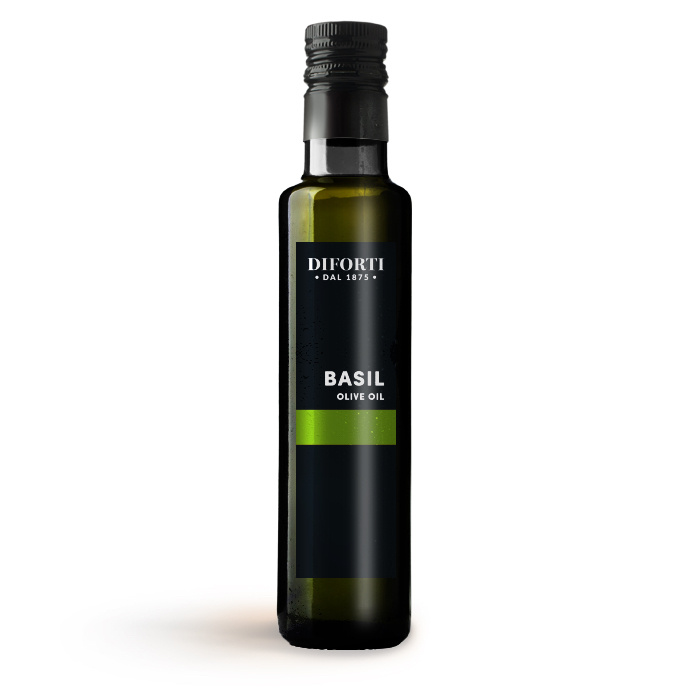 Basil Extra Virgin Olive Oil 250ml