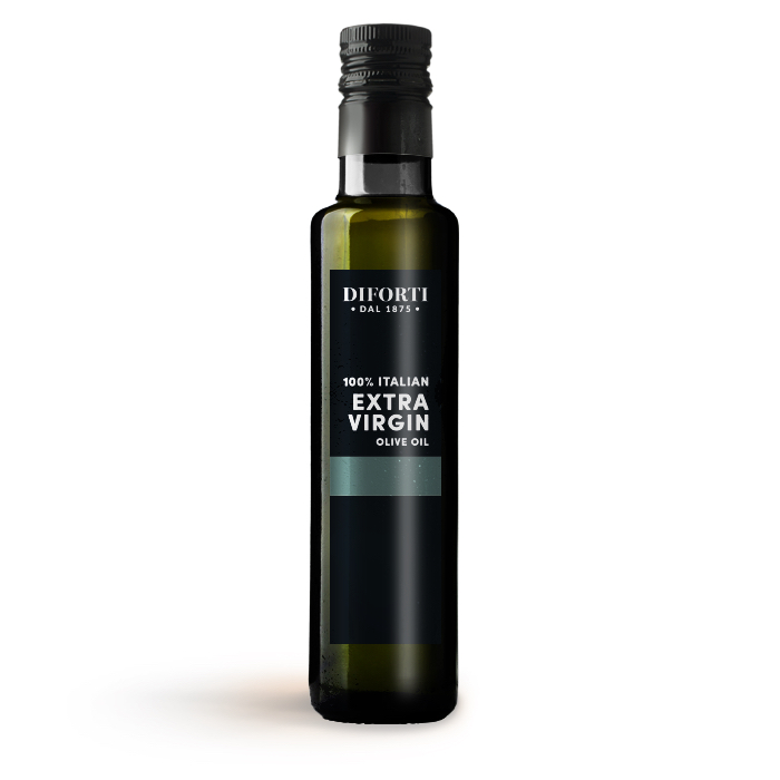 100% Italian Extra virgin olive oil 250ml