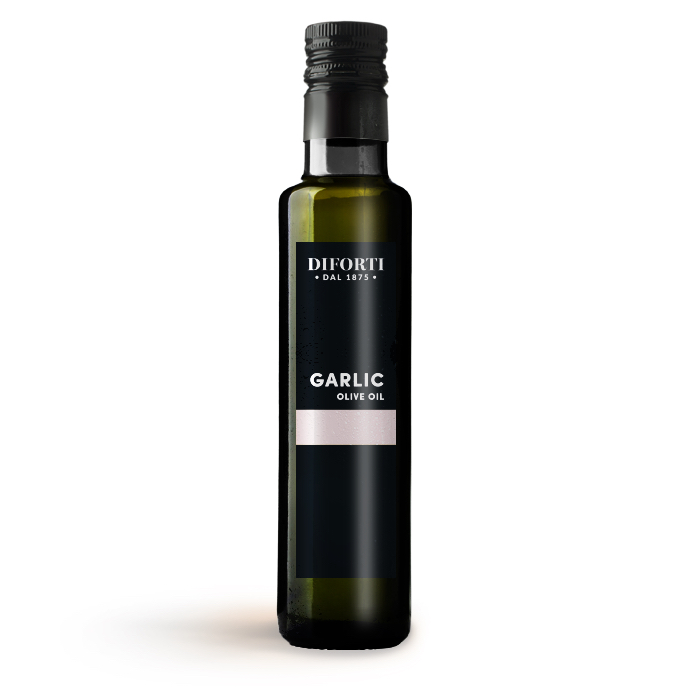 Garlic Extra Virgin Olive Oil 250ml