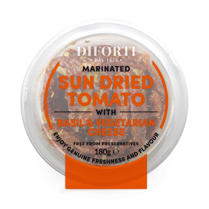 Sundried Tomato With Cheese 180gr