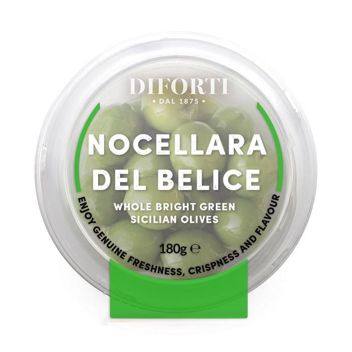 Nocellara Del Belice Olives 100gr