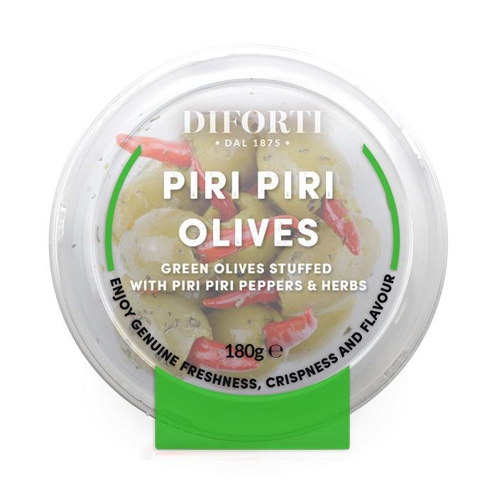 Piri Piri Olives