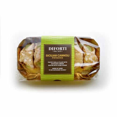 Buy Sicilian Cannoli Pistachio Cream