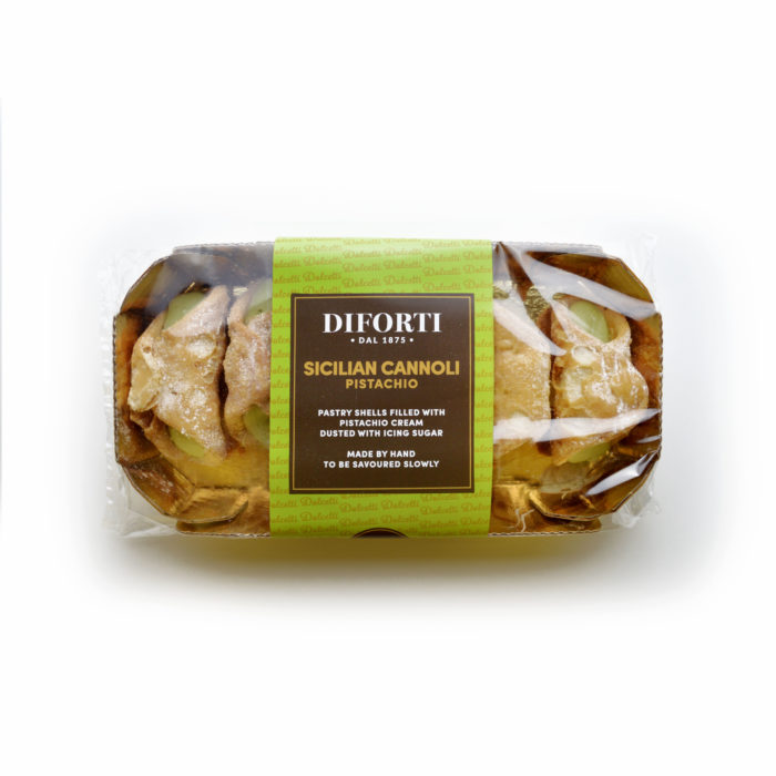 Sicilian Cannoli Pistachio Cream 150g