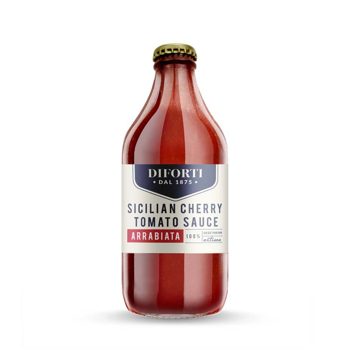 Hot Cherry Spicy Tomato Sauce 330ml