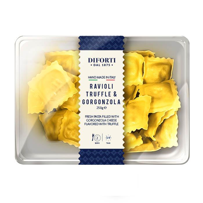 Ravioli Truffle & Gorgonzola 250g